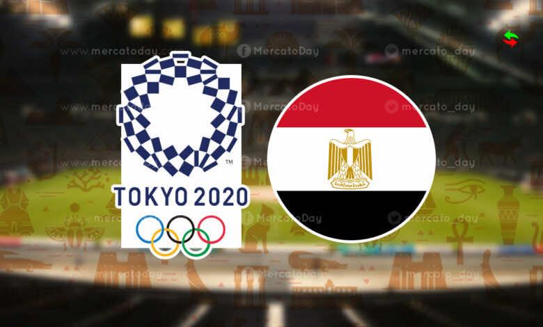 جدول مواعيد مباريات منتخب مصر الاولمبي في اولمبياد طوكيو 2020