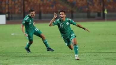 وُصف بمارادونا الجزائر..من هو محمد رفيق عمر نجم كأس العرب للشباب؟