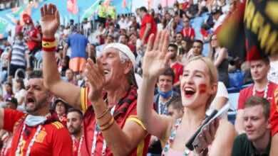 فيديو | ما سر الاغنية البلجيكية التي نصرت اسبانيا على كرواتيا وسويسرا في يورو 2020؟