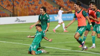 شاهد فيديو اهداف مباراة الجزائر وتونس في كأس العرب للشباب.. عبور الأفناك إلى النهائي