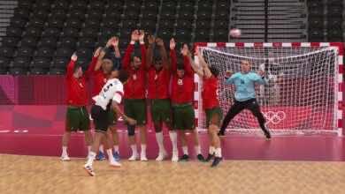 ملخص مباراة مصر والبرتغال في كرة اليد باولمبياد طوكيو 2020..فوز رائع وصدارة مُستحقة للمصريين