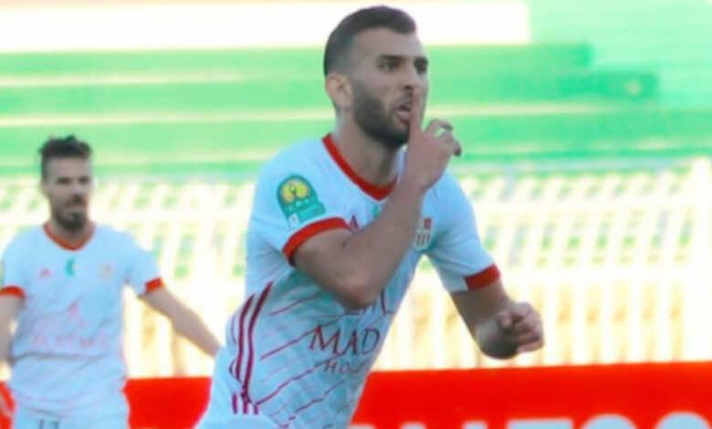الميركاتو الصيفي 2021 | بعد فشل انتقاله إلى الطائي.. سعيود يقترب من الدوري الفرنسي