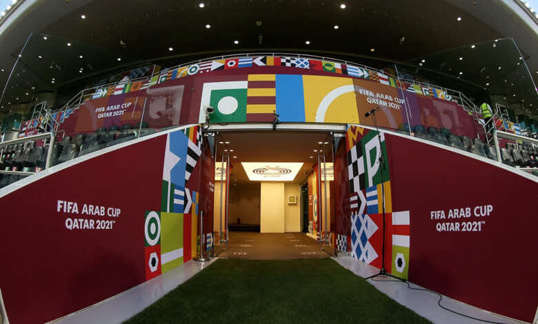كأس العرب قطر 2021 | اللجنة المنظمة تعلن موعد طرح تذاكر المباريات وخطوات الحجز