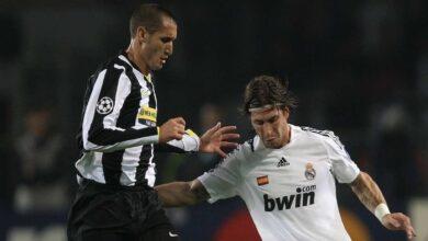 يوفنتوس يتجنب سيناريو راموس وريال مدريد ويُراضي جورجيو كيليني بطريقة احترافية