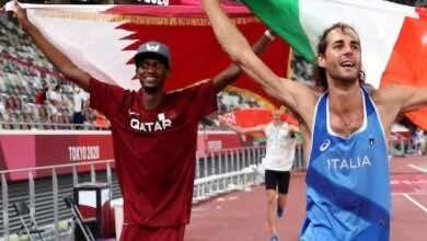 فيديو | معتز برشم يُهدي قطر ثاني ميدالية ذهبية في أولمبياد طوكيو 2020