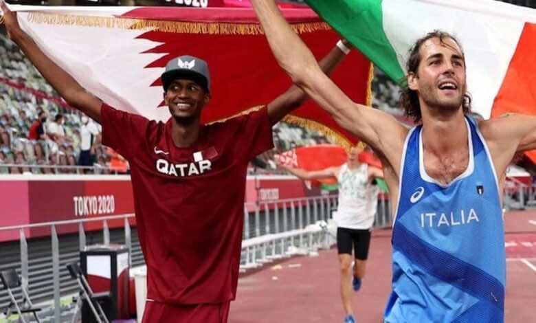فيديو   معتز برشم يُهدي قطر ثاني ميدالية ذهبية في أولمبياد طوكيو 2020