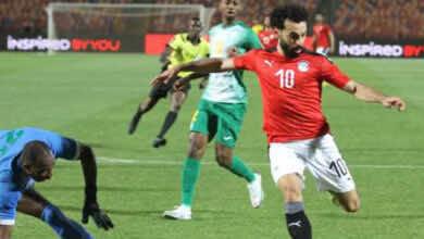 الفيفا يُعدل موعد مباراة مصر وأنجولا في افتتاح مجموعات أفريقيا بتصفيات كأس العالم 2022