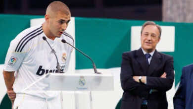 بنزيمة يكشف كواليس انضمامه لصفوف ريال مدريد عام 2009 بعد التجديد لـ 2023