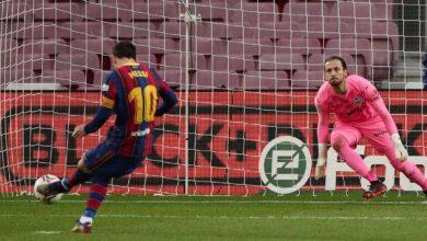 من سيتولى ركلات الجزاء في برشلونة بعد ميسي؟