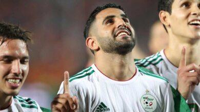 جدول مواعيد مباريات منتخب الجزائر في تصفيات كأس العالم 2022