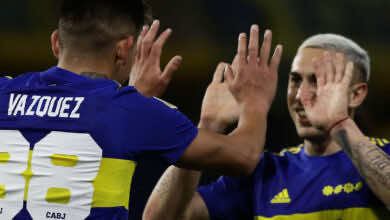 بوكا جونيورز يفوز أخيرًا بعد تعيين الصاعد «سباستيان باتاغليا» مدربًا للفريق