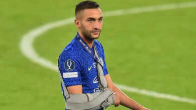 حكيم زياش أبرز الغائبين عن قائمة منتخب المغرب في تصفيات كأس العالم 2022