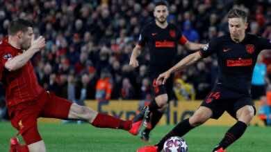 عاجل | ليفربول يصطدم ببطل الدوري الاسباني أتلتيكو مدريد في مجموعات دوري أبطال أوروبا