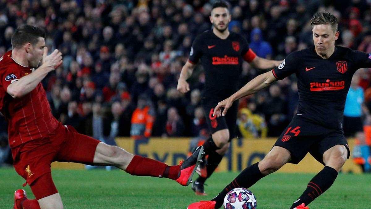 عاجل | ليفربول وأتلتيكو مدريد في مجموعة الموت بدور مجموعات دوري أبطال أوروبا
