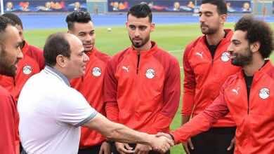 جدول مواعيد مباريات مصر في تصفيات كأس العالم 2022