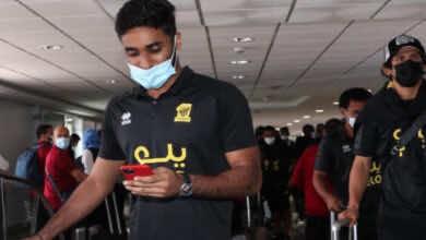 اتحاد جدة يخوض 3 حصص تدريبية بعد الوصول للمغرب