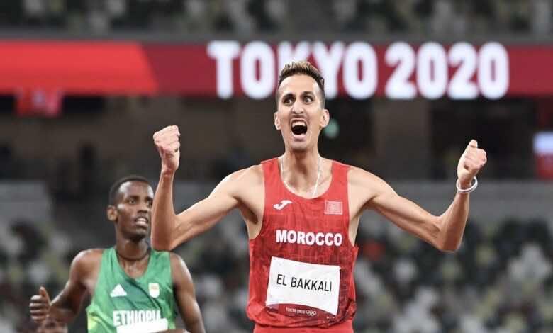 البقالي يُحرز أول ميدالية ذهبية لـ المغرب في الأولمبياد منذ أثينا 2004