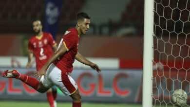 شاهد فيديو اهداف مباراة الاهلي ووادي دجلة في الدوري المصري (صور:twitter)