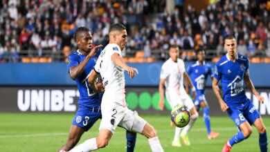 افتتاح الدوري الفرنسي   شاهد فيديو اهداف مباراة باريس سان جيرمان وتروا (صور:twitter)