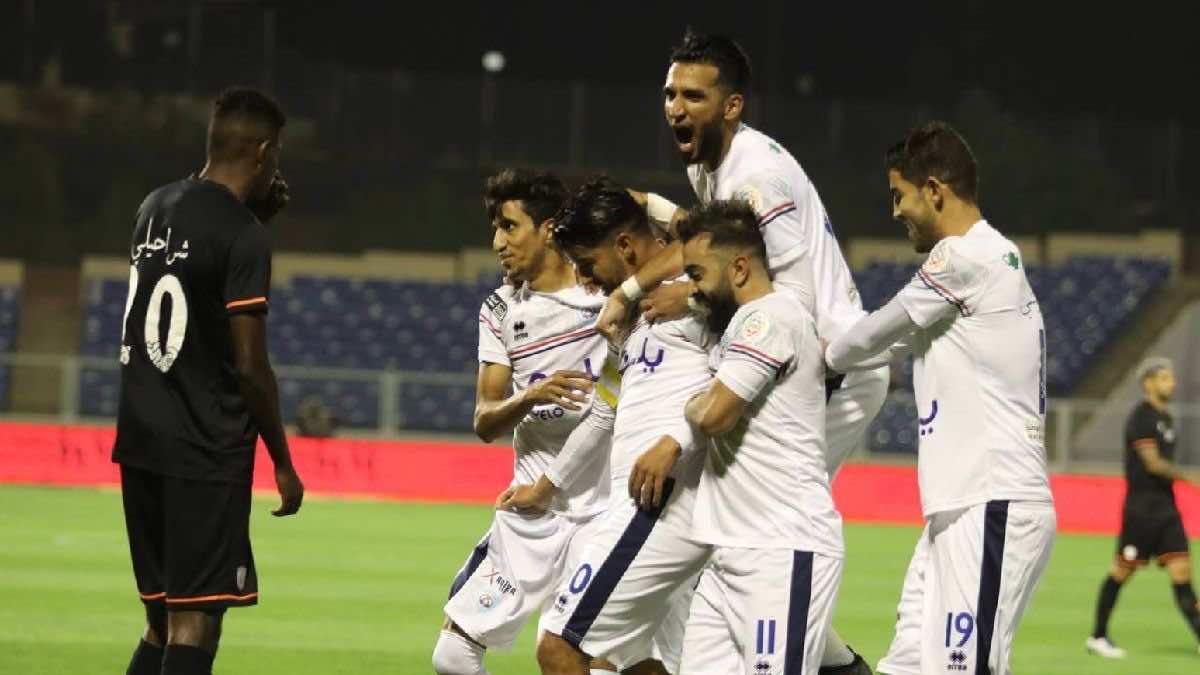 شاهد فيديو اهداف مباراة ابها والشباب في الدوري السعودي