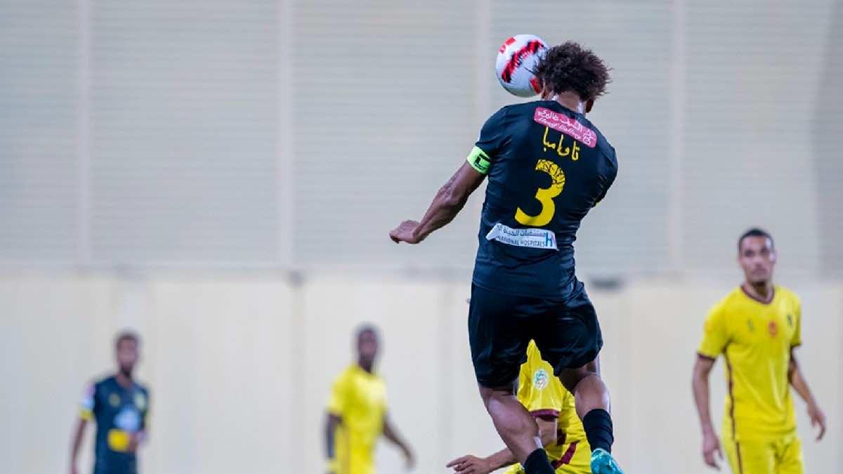 شاهد فيديو اهداف مباراة الحزم والتعاون في الدوري السعودي