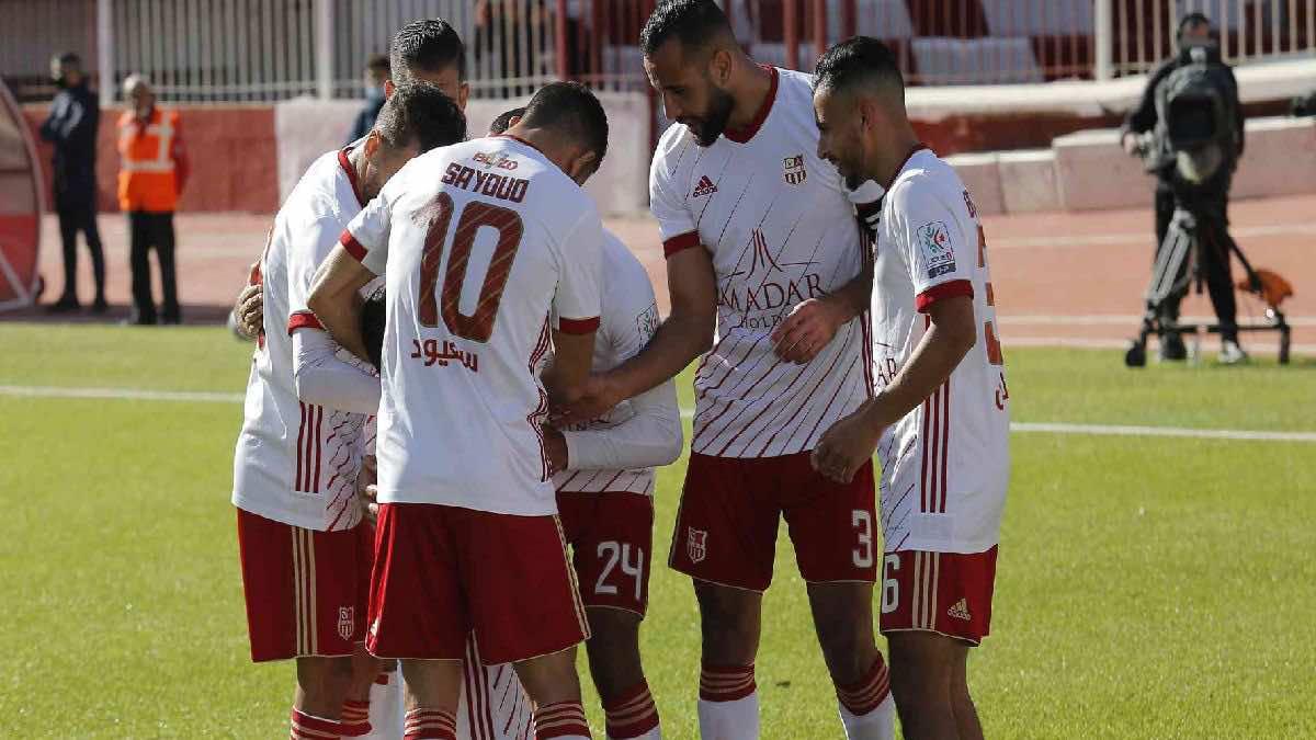 شاهد فيديو اهداف مباراة شباب بلوزداد ومولودية الجزائر في البطولة الجزائرية المحترفة