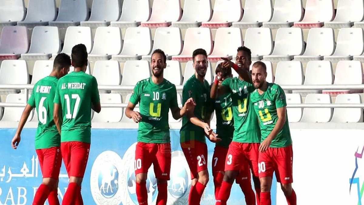 شاهد فيديو اهداف مباراة الوحدات والفيصلي في الدوري الاردني..الديربي أخضر
