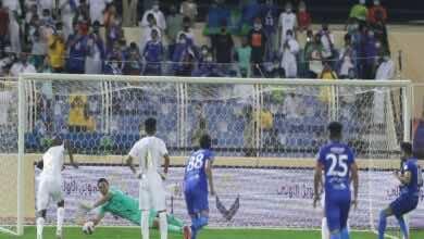 شاهد فيديو اهداف مباراة الفتح والفيحاء في الدوري السعودي (صور:twitter)