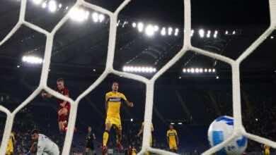 شاهد فيديو اهداف مباراة روما وفيورنتينا في الدوري الايطالي (صور:AFP)