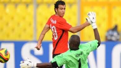 تاريخ مواجهات مصر وانجولا قبل افتتاح المرحلة الثانية من تصفيات كأس العالم 2022