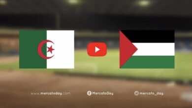 بث مباشر الجزائر وفلسطين في كأس العرب للسيدات رابط يلا شوت