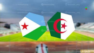موعد مباراة الجزائر وجيبوتي في تصفيات كأس العالم 2022.. القنوات الناقلة