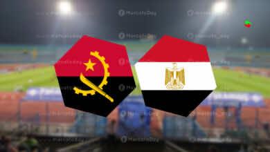 مشاهدة مباراة مصر وانجولا في بث مباشر كورة لايف بتصفيات كأس العالم 2022