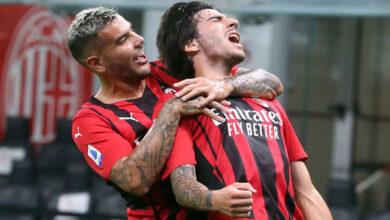 شاهد فيديو اهداف ميلان وكالياري في الدوري الايطالي