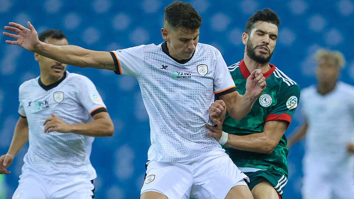 شاهد فيديو اهداف مباراة الشباب والاتفاق في الدوري السعودي
