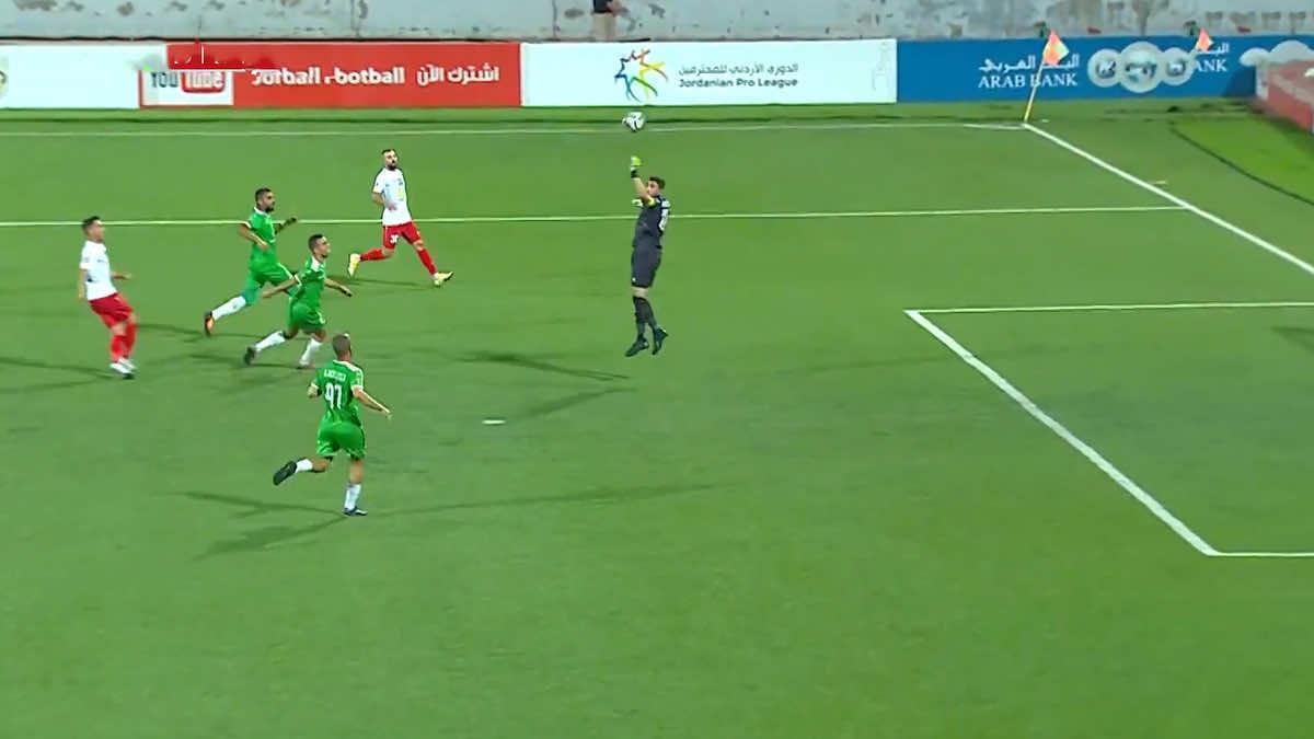 شاهد فيديو اهداف الوحدات والجليل في كأس الاردن.. رباعية تؤهل الأخضر لربع النهائي