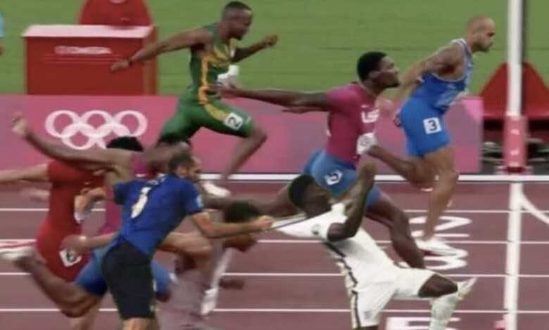 ظهور كيليني وساكا في أحد سباقات أولمبياد طوكيو 2020!