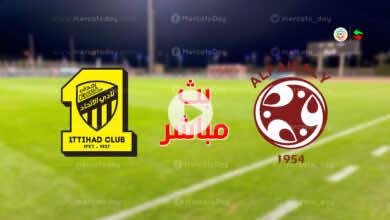 مشاهدة مباراة الاتحاد والفيصلي في بث مباشر يلا شوت بـ الدوري السعودي