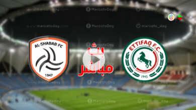 بث مباشر | مشاهدة مباراة الشباب والاتفاق في الدوري السعودي على يلا شوت