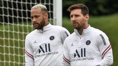 الدوري الفرنسي | غياب ميسي ونيمار عن مباراة باريس وبريست، وأول ظهور لدوناروما