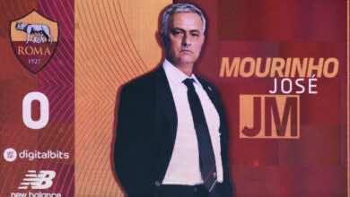 تقرير | مورينيو يقود موسم المدربين في الدوري الايطالي