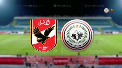 موعد مباراة الاهلي وطلائع الجيش في الدوري المصري والقنوات الناقلة