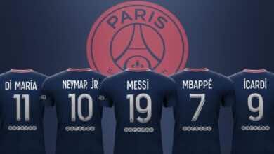 ميسي وجميع صفقات باريس سان جيرمان في صيف 2021 «أهم سوق في تاريخ النادي»