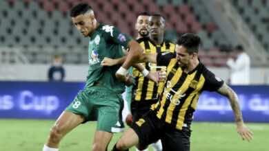نتيجة مباراة الاتحاد والرجاء في نهائي البطولة العربية «النسور الخضر أبطالاً للعرب في قمة الجنون»