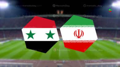 موعد مباراة سوريا وايران في تصفيات كأس العالم 2022.. القنوات الناقلة