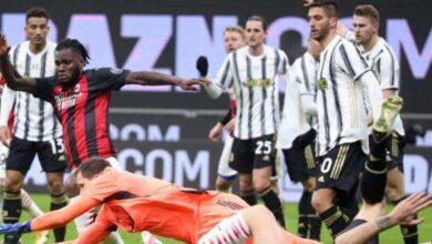 التشكيل المتوقع في مباراة اليوم بين يوفنتوس وميلان في قمة الجولة 4 من الدوري الايطالي