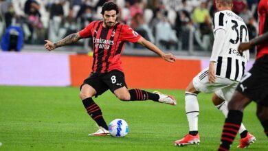مونتوليفو يثني على أداء تونالي في مباراة يوم أمس بين ميلان ويوفنتوس