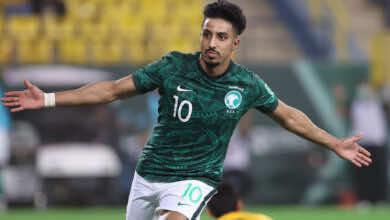 سالم الدوسري يسارع الخطى للتواجد أمام بيرسبوليس في دوري أبطال آسيا