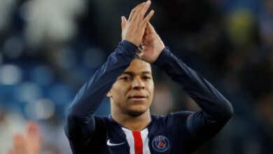باريس سان جيرمان يتغلب على ريال مدريد ويحتفظ بالفرنسي كيليان مبابي