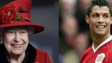 تصريح مزيف..بروتوكولات بريطانيا تنفي طلب الملكة اليزابيث لـ قميص رونالدو